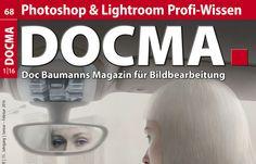 """Das DOGMA Magazin #68 (1/2016) für Bildbearbeitung ist ab 9. Dezember im Zeitschriftenhandel zu finden oder im Webshop auf www.docma.info zu bestellen.   Diesmal mit einem Ausschnitt meines artwork """"The Road"""" auf dem Titel und einem Interview + einer schrittweisen Erklärung zum fertigen Kunstwerk."""
