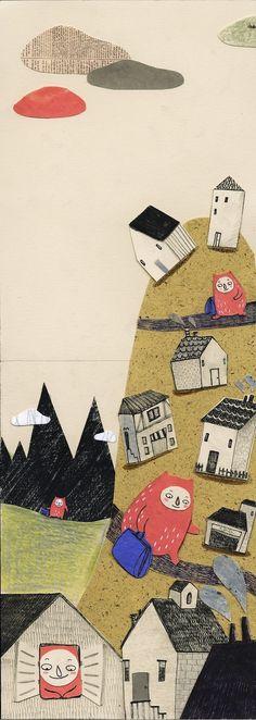 Arturo by Marianna Coppo, via Behance