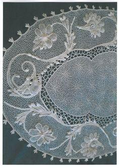 Orvieto Crochet Lace - Mostra Nazionale del Merletto Italiano