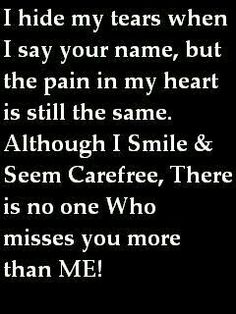 To my dear Joe♡♡♡.no one misses you more than me♡.