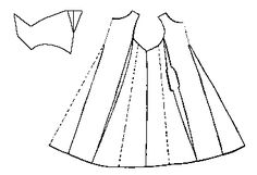 Some Clothing of the Middle Ages -- Kyrtles/Cotes/Tunics/Gowns -- Herjolfsnes 45