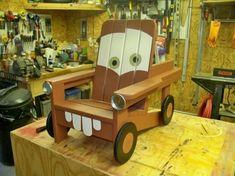 Avec de simples palettes de bois, vous pouvez réaliser un tas de choses merveilleuses pour vos enfants: