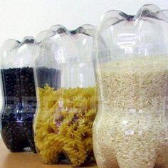 Utensilios para almacenar granos