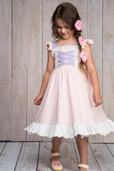 *Princess Collection* Tangled twirl dress