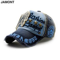 Style JAMONT Stylish Letters Affixed Cloth Leisure Sports Baseball Cap  Shopping Cycling Duck Tongue Hat a290fdc817