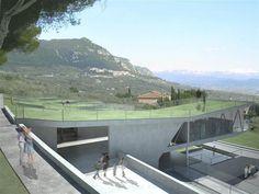 Scuola Primaria E Secondaria In Via Garibaldi A San Gemini - Picture gallery
