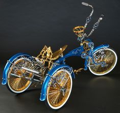 Today, pre-built and even custom made one of a kind lowriders are available from Lowrider bicycle shops, Custom Chopper Bicycle Designers and even some Lowrider car workshops. Description from murraybreen.com. I searched for this on bing.com/images