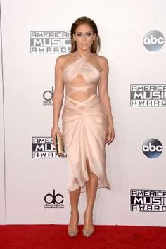 Jennifer Lopez attends the 2014 American Music - 45 years old !