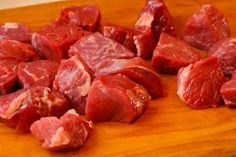 Best Lamb Cubes Recipe on Pinterest