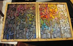 Rita Kirkman's Art Journal: Value and Temperature (Or How Do I Choose My Colors?)