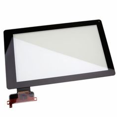 """7"""" Digitizer Touch Screen Glass Panel Lens Replacement for Amazon Kindle Fire"""