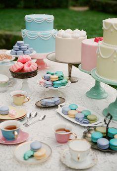 Tea for two: Vårkollektion från Ruche - Inredningsvis