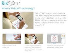 Silhouette Releases New PixScan Technology, Vinyl Roller and More