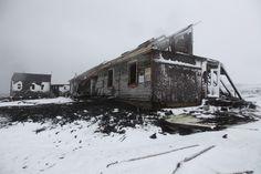 Testigos en la Antártica