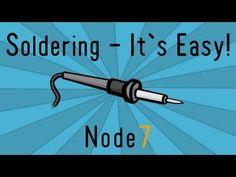 Soldering - It's Easy! - YouTube