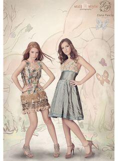 "Bianca & Iulia – for Dana Panciu "" Whisper of spring "" , colectie capsula 2012 Whisper, Disney Characters, Fictional Characters, Collections, Disney Princess, Spring, Blog, Fashion, Hush Hush"