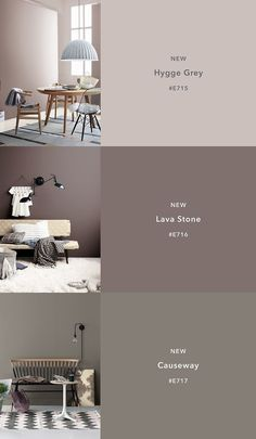 Color Trends 2018 12 New ColorsCIN Color Tre… – Hannah Gatzweiler – Fotografie – Trend Paint Colors For Living Room, Paint Colors For Home, House Colors, Popular Paint Colors, Bedroom Color Schemes, Bedroom Colors, Bedroom Decor, Paint Color Schemes, Mauve Bedroom