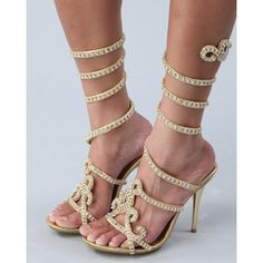 These are fab! Elegant Gladiator?