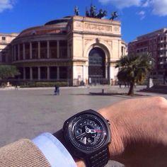from Palermo with loV3  #sevenfriday #watch #watches #timepiece #billionaire #billionaire #billionairetoys #instawatch #dailywatch #wristshot #watchporn #wristporn #womw #rkoi #luxurywatch #baselworld #richardmille #patekphilippe #hublot #audemarspiguet #rolex #sihh #baselworld #instawatch #instawatches #designwatch #watchesofinstagram #horophile #wruw #watchnerd by sevenfriday_italy