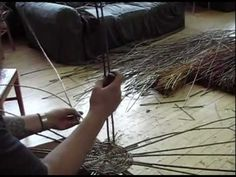 I so want to learn BASKET WEAVING... this site has detailed information. excited