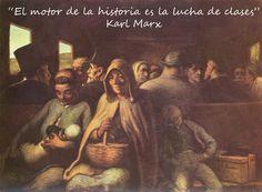 Il vagone di terza classe (1864), Daumiere. Un dipinto realista sulla condizione delle classi sociali francesi più povere. E una citazione del filosofo Karl Marx.