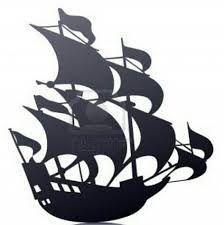 pirate Ship Silhouette - Google Search