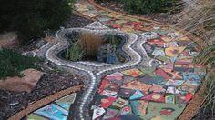 Image result for schools with aboriginal garden
