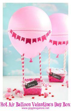 Hot Air Balloon Vale