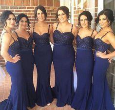 Long Bridesmaid Dress, Sweet Heart Bridesmaid Dress, Elegant