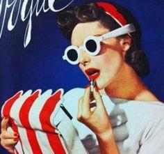 Vintage Vogue cover August 1939 (Cover: Horst P. Vogue Vintage, Capas Vintage Da Vogue, Vintage Vogue Covers, Vogue Uk, Comics Vintage, Vintage Posters, Style Vintage, Retro Vintage, Vintage Stuff