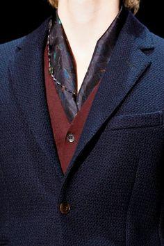 Milan's Men's Fashion Week. Gucci Fall Winter 2012 2013