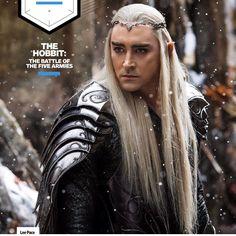 Elrond and Thranduil   Elbenkönig Thranduil (Lee Pace) mit prächtiger Rüstung und ...
