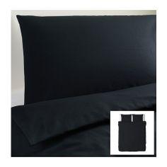 DVALA Komplet pościeli - 200x200/50x60 cm  - IKEA