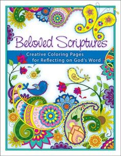 Beloved Scriptures Coloring Book For Adults