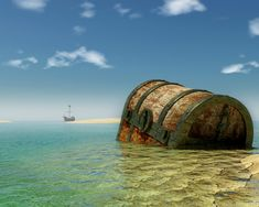 """Treasure Island is an adventure novel written by Scottish author Robert Louis Stevenson, narrating a tale of """"pirates and buried gold"""". Pirate Art, Pirate Life, Pirate Theme, Pirate Island, Adventure Novels, Family Adventure, Walking The Plank, Black Sails, Nautical Art"""