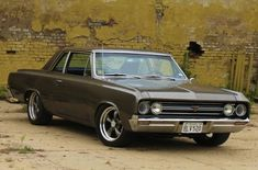 Forget Stock: 1965 F-85 Cutlass LS1 Coupe | Bring a Trailer