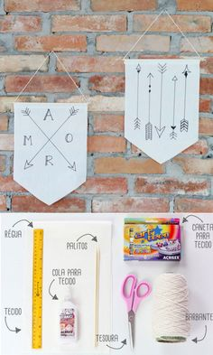 DIY house Decor Projects - easy DIY Craft Ideas for home . ** For more ideas, visit image link. Diy Décoration, Dyi, Easy Diy, Diy Tumblr, Diy Dream Catcher, Do It Yourself Decoration, Tumblr Rooms, Ideias Diy, Diy Art
