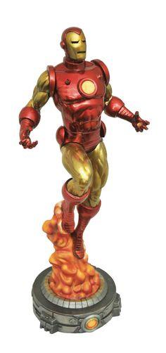 Diamond Select Marvel Gallery Iron Man by Bob Layton PVC Figure  www.FanboyCollectibles.com  https://www.facebook.com/fanboy.collectibles/  https://twitter.com/FanboyCollect  https://www.instagram.com/fanboycollectibles/  https://fanboycollectibles.tumblr.com