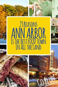 23 Reasons Ann Arbor Is The Best Food Town In All The Land got to remember this the next time I'm in AA!