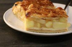 Apfelkuchen trifft Bienenstich – Kuchen und andere Bee Sting Cake, Sauerkraut, Apple Pie, Waffles, Sweet Treats, Breakfast, Desserts, Recipes, Food