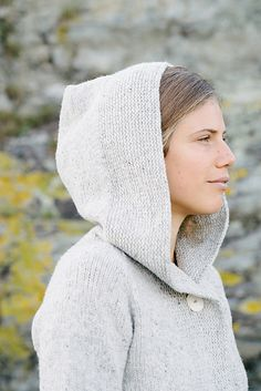 Ravelry: Lucia Hoodie pattern by Carrie Bostick Hoge
