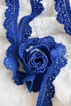 uliana-skomorokhova: blue lace on Flickr.