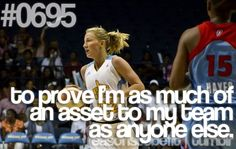 to be an asset to my team