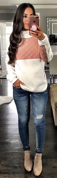 100+ Gorgeous Winter Outfits To Update Your Wardrobe 04f33bb82