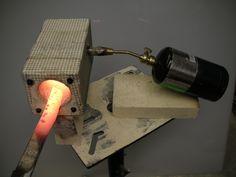 Virtual BBQ - 2 Brick Forge WIP