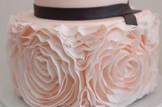 rose cake 23rd Birthday, Rose Cake, Cake Ideas, Wedding Cakes, Party Ideas, Tea, Kitchen, Desserts, Food