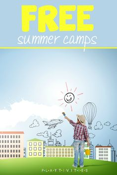 Affordable and Free Summer Camps Online