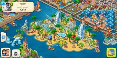 From township Nina 💕 Game Design, Layout Design, Ship, Games, Decor, Plays, Ideas, Decoration, Decorating