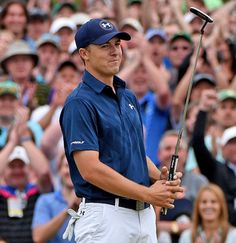 Spieth named Player of the Year