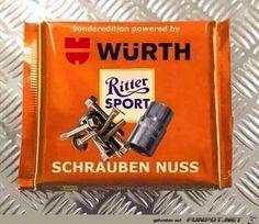 funpot: Die Schokolade fuer den Autoschrauber.jpg von Nogula